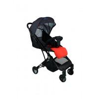 Прогулочная коляска Farfello Y1 (красная)