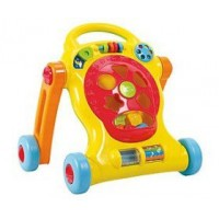 Каталка-ходунок с сортером, PlayGo