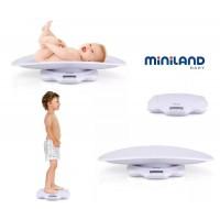 Детские электронные весы Miniland Scaly UP