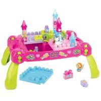 Игровой столик с деталями Набор Принцессы