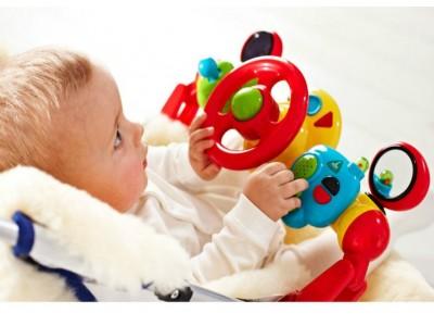 Руль управления для малыша ELC