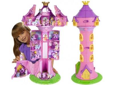Сказочная башня единорогов Филли
